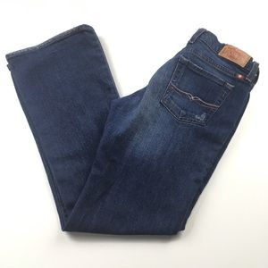 Lucky Brand Sweet N' Low Bootcut Dark Sz 6